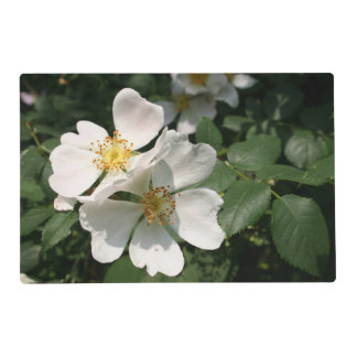 White Rose Placemat