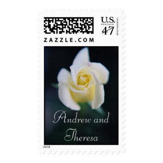 White Rose Postage