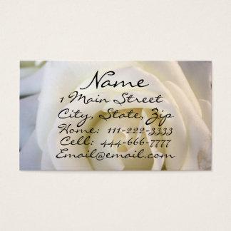 White Rose, Profile Card