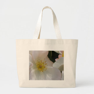 white roses bags