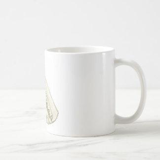White Roses Bride Coffee Mug