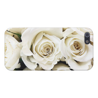 White Roses iPhone 5 Case