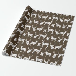 brown wrapping paper