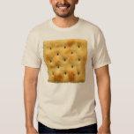 White Saltine Soda Crackers T Shirt