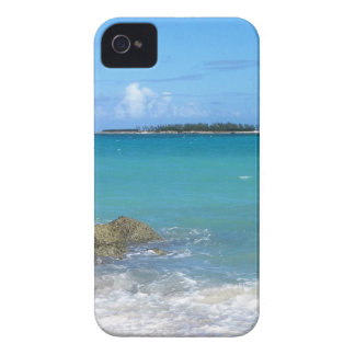 White Sand Beaches in the Bahamas iPhone 4 Case