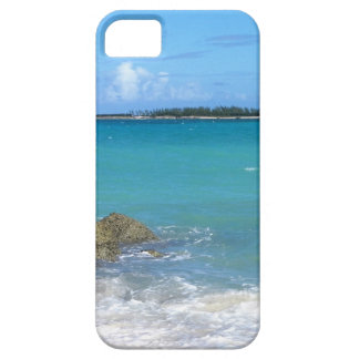 White Sand Beaches in the Bahamas iPhone SE/5/5s Case