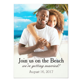 White Sands Beach ASK ME TO PHOTOCHOP YOUR PIC Card