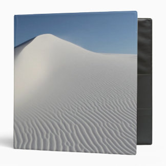 White Sands 3 Ring Binder