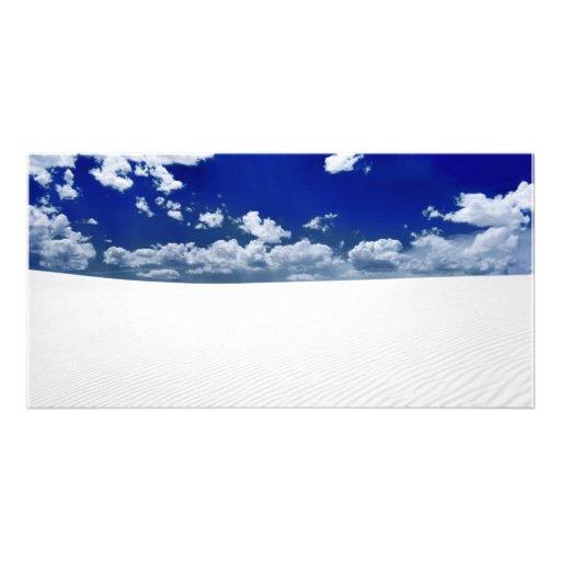 White Sands Desert Photo Card
