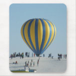 White sands Hot Air Balloon festival Mouse Pad