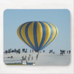 White sands Hot Air Balloon festival Mouse Pads