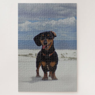 White Sands Jigsaw Puzzle