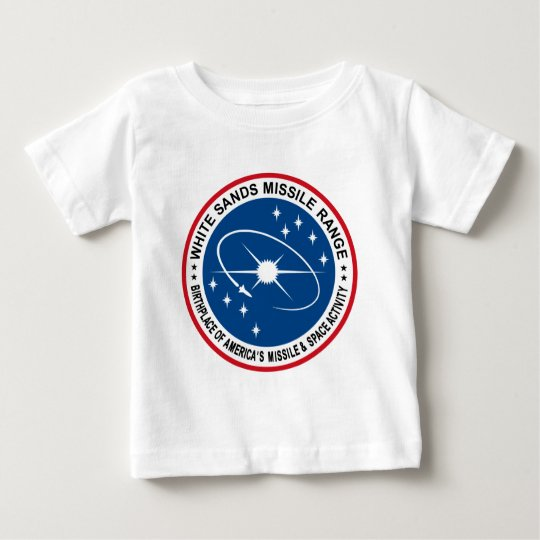 White Sands Missile Range Baby T-Shirt
