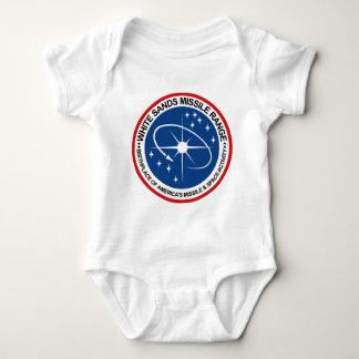 White Sands Missile Range Emblem Baby Bodysuit