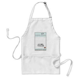 White Sands National Monument 1 Adult Apron