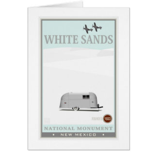 White Sands National Monument 1 Card