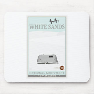 White Sands National Monument 1 Mouse Pad