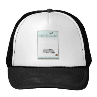 White Sands National Monument 1 Trucker Hat