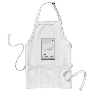 White Sands National Monument 2 Adult Apron
