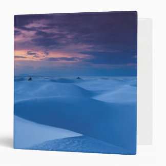 White Sands National Monument 2 Vinyl Binder