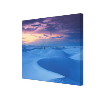 White Sands National Monument 2 Canvas Print