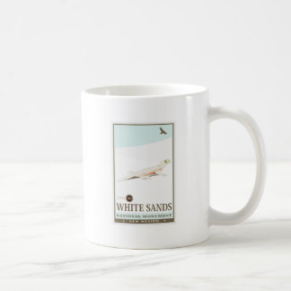 White Sands National Monument 2 Coffee Mug
