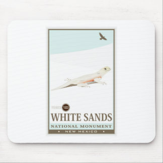 White Sands National Monument 2 Mouse Pad