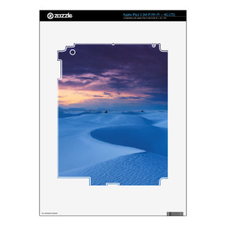 White Sands National Monument 2 iPad 3 Skins