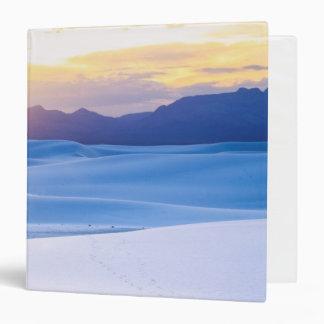 White Sands National Monument 3 Binder