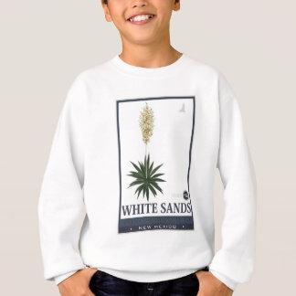 White Sands National Monument 3 Sweatshirt