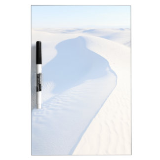 White Sands National Monument Dry Erase Board