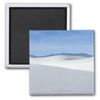 White Sands National Monument, New Mexico, USA Refrigerator Magnet