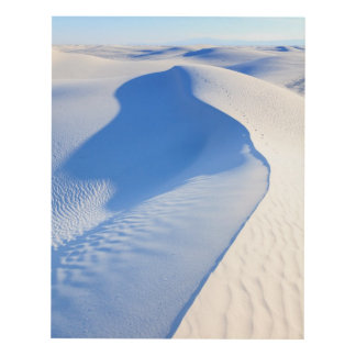 White Sands National Monument Panel Wall Art