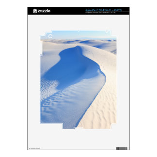 White Sands National Monument iPad 3 Decals
