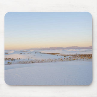 White Sands National Monument, Transverse Dunes 2 Mouse Pad