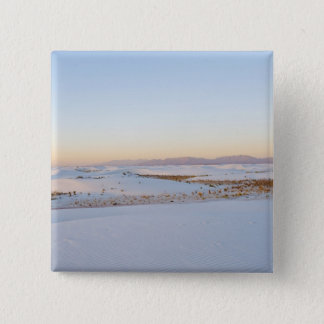 White Sands National Monument, Transverse Dunes 2 Pinback Button