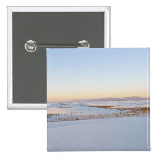 White Sands National Monument, Transverse Dunes 2 Pinback Button