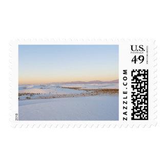 White Sands National Monument, Transverse Dunes 2 Postage