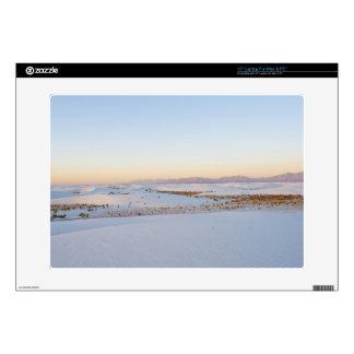 """White Sands National Monument, Transverse Dunes 2 Skins For 15"""" Laptops"""