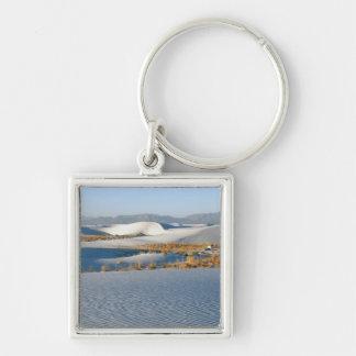 White Sands National Monument, Transverse Dunes 3 Keychain