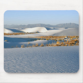 White Sands National Monument, Transverse Dunes 3 Mouse Pad