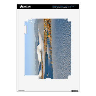 White Sands National Monument, Transverse Dunes 3 Skins For iPad 3