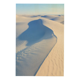 White Sands National Monument Wood Wall Decor