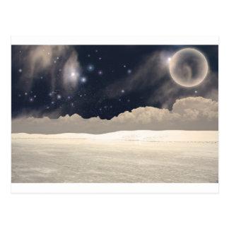 White Sands New Mexico Interpretation Postcard