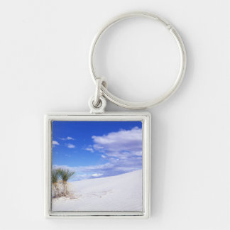 White Sands NM, New Mexico, USA Key Chains