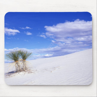 White Sands NM, New Mexico, USA Mouse Pad