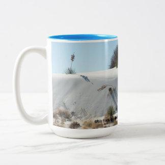 White Sands Scripture Mug