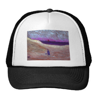 WHITE SANDS SEA AND SKY TRUCKER HAT