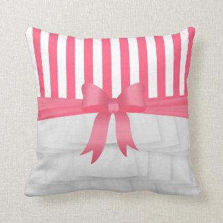 White Satin Pillows - Decorative & Throw Pillows Zazzle