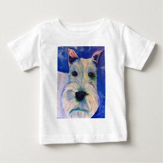 White Schnauzer's RULE ! Baby T-Shirt